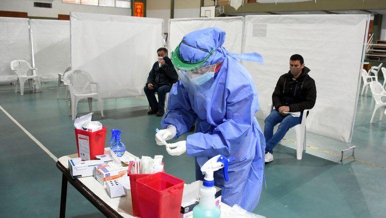 COVID: Argentina sumó 448 víctimas y 8 mil contagios