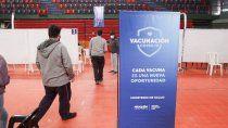 vacunacion: el 74% de los mayores de 18 ya tienen las dos dosis en neuquen