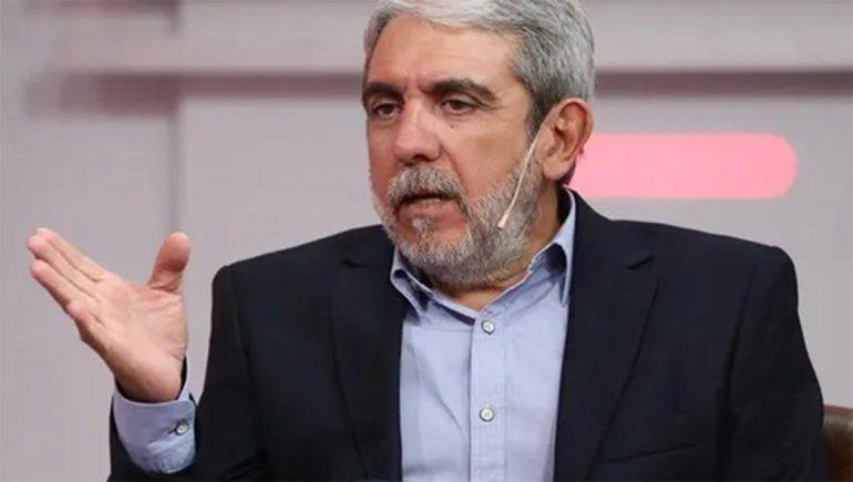 Aníbal Fernández: No hay que estigmatizar a los pibes que fuman un faso