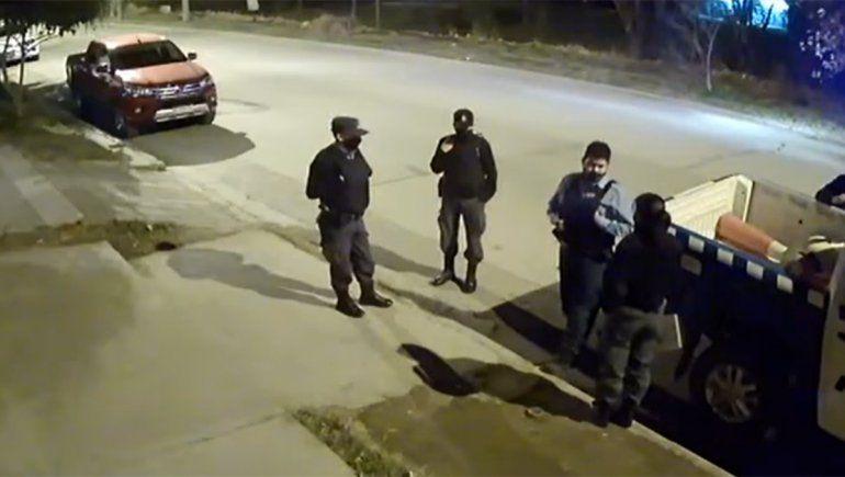 Neuquén: denuncian abuso policial contra comerciantes