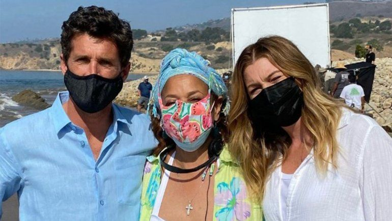 El regreso de Derek Sheperd a Greys Anatomy sorprendió a los seguidores de la serie | Foto: @Greysabc (Vía Instagram)