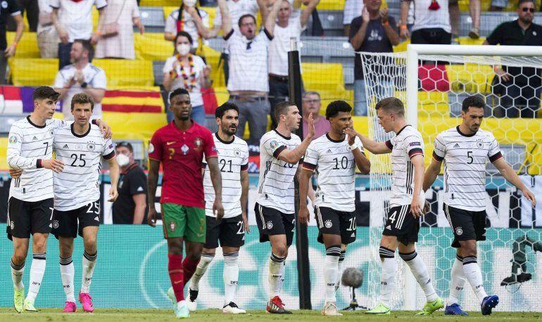 Ni el golazo y el lujo de Ronaldo, ni la remontada alemana: todos hablan de Varsky...