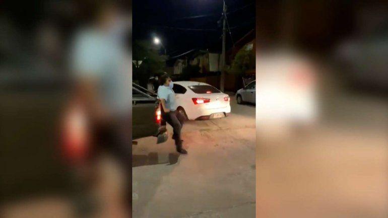 Un pastor evangélico fingió ser atropellado para evadir un control de covid-19