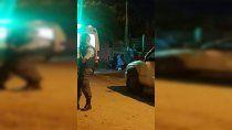 cuenca xv: matan a un joven en tiroteo entre bandas antagonicas