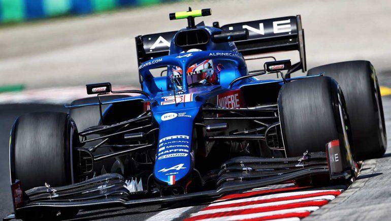 Esteban Ocon ganó la fecha de la Fórmula 1 en Hungría