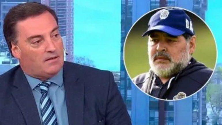 Baudry, tras los escandalosos audios: Hubo intención de matar a Maradona
