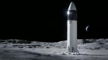 la nasa eligio a elon musk para volver a la luna