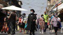 israel: desde hoy no usa mas tapabocas