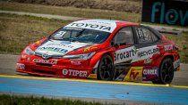 Exequiel Bastidas venció en la primera parte de la doble fecha del TC2000 en Alta Gracia.
