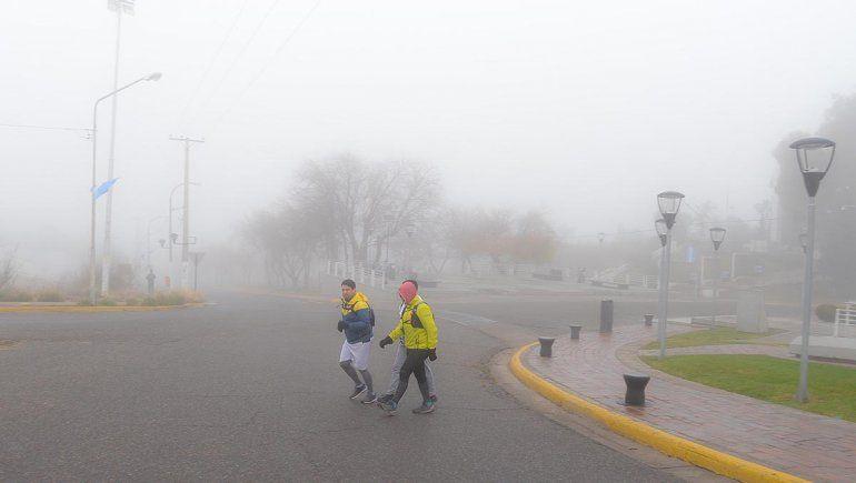 El pronóstico del tiempo: sigue el frío y la niebla en la región