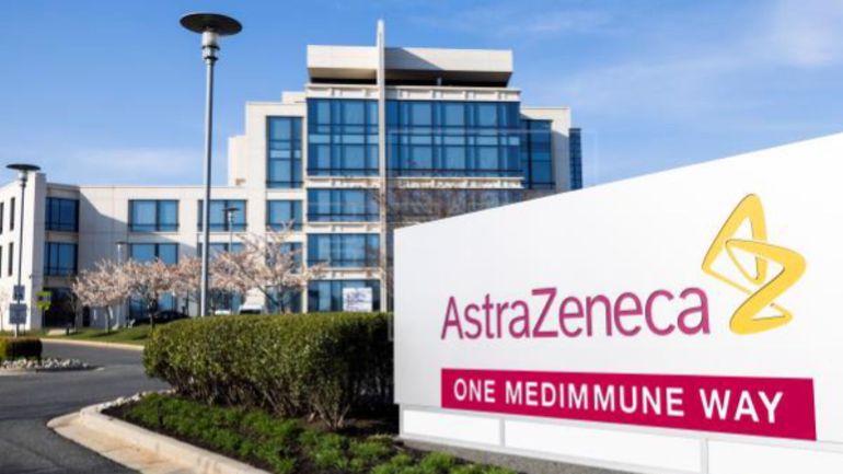 COVID: AstraZeneca creó un cóctel de anticuerpos