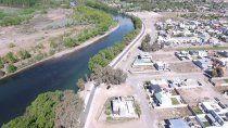 desde el drone: asi se ve la extension del paseo costero