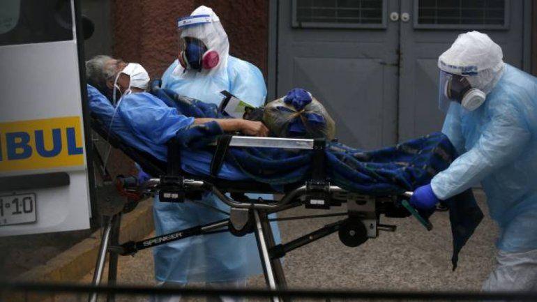 Coronavirus: hospitales en Chile están a punto de colapsar