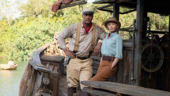 La Roca y Disney Plus están pensando en Jungle Cruise 2