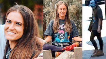 hallan viva a mujer que estuvo 12 dias perdida en un bosque
