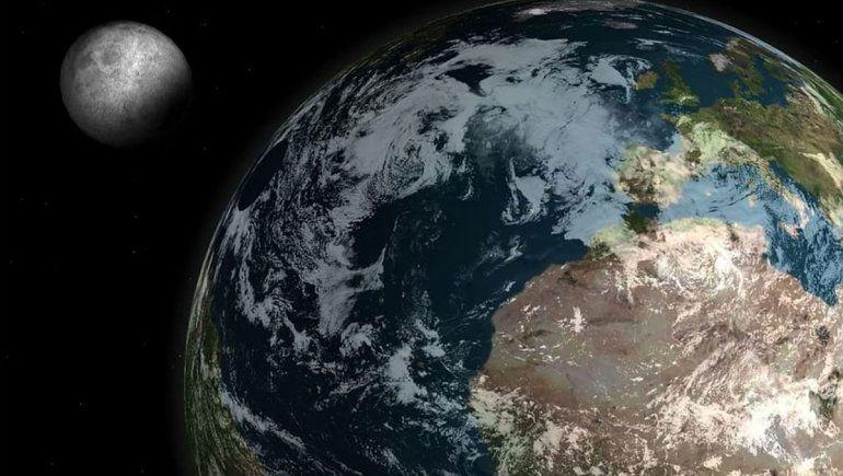 Descubrieron un planeta muy parecido a la Tierra