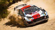 Kalle Rovanperä se llevó la fecha del Rally Mundial en Grecia