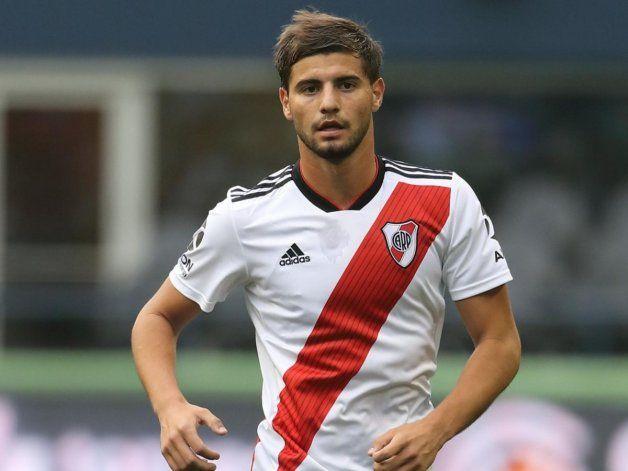 Santiago Sosa, jugador de River.