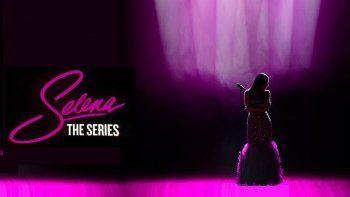 La serie de Selena se estrena este viernes en Netflix