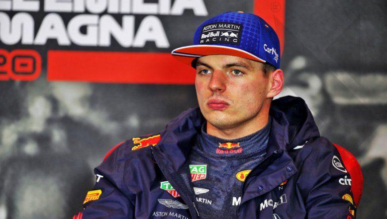 Max Verstappen habló de la superioridad de Mercedes en la Fórmula 1.