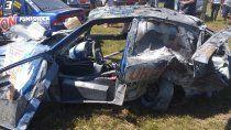 Hernán Testaseca, piloto del TC2000 Santafesino, fue protagonista de un escalofriante golpe accidente durante la actividad de las Categorías del Sur.