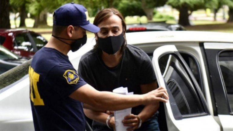La Justicia resolvió mantener la preventiva del marido de Carolina Píparo