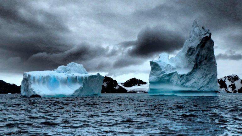 Se derriten los polos y el mar sube más de la cuenta