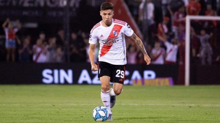 Gonzalo Montiel.