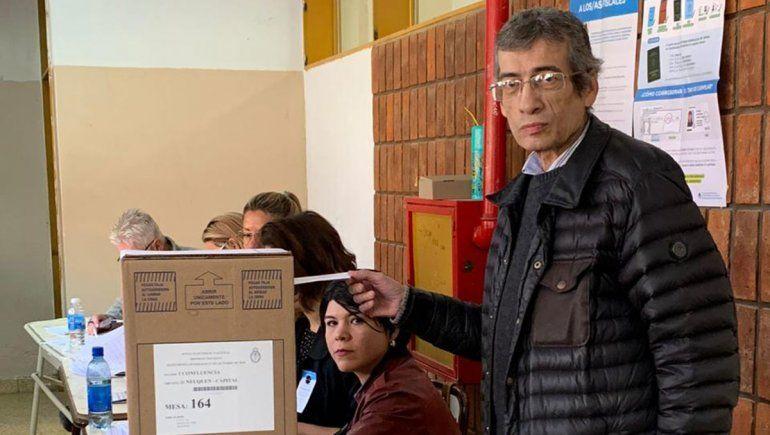 Romero pidió impugnar la elección a senadores y dijo: Es la primera vez que ponen una foto de un muerto