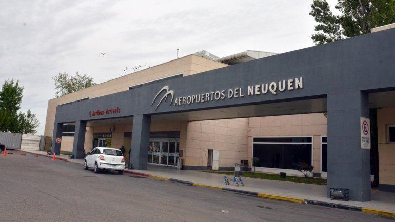 Cayó en el aeropuerto de Neuquén el rionegrino que era buscado por la Interpol