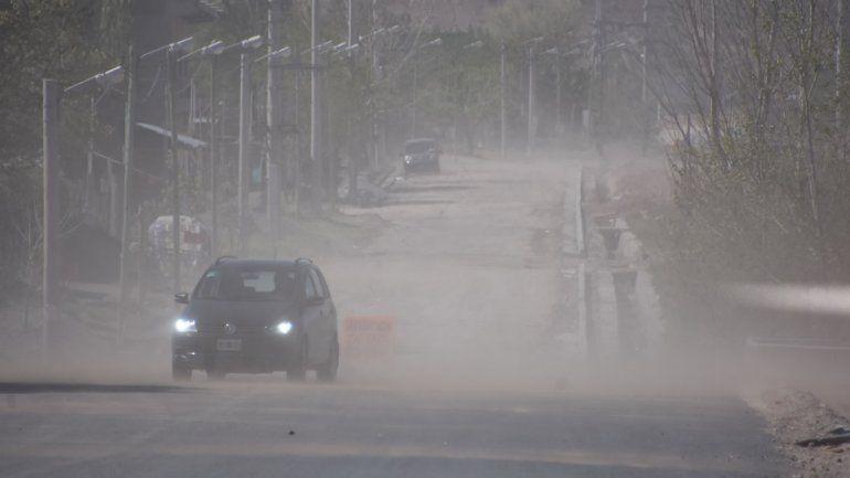 Pronóstico para Neuquén: ¿Hasta cuándo sigue el viento?