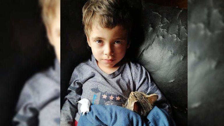 Conmoción en Chile por la desaparición de un nene de 3 años