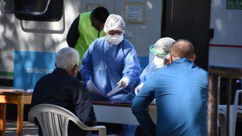 Neuquén cerró el viernes con 221 casos y dos muertos por COVID
