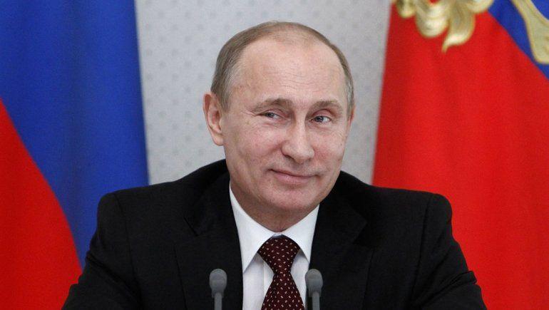 Putin, con inmunidad judicial de por vida