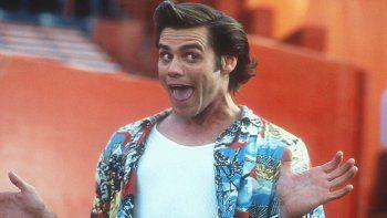 Jim Carrey llega hoy a los 59 años