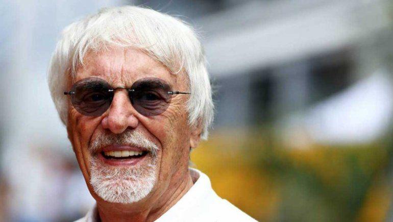 Bernie Ecclestone de la polémica de la Fórmula 1 en Silverstone