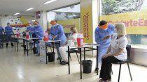 con 107.542 personas vacunadas, argentina es el pais con mas aplicaciones en america latina