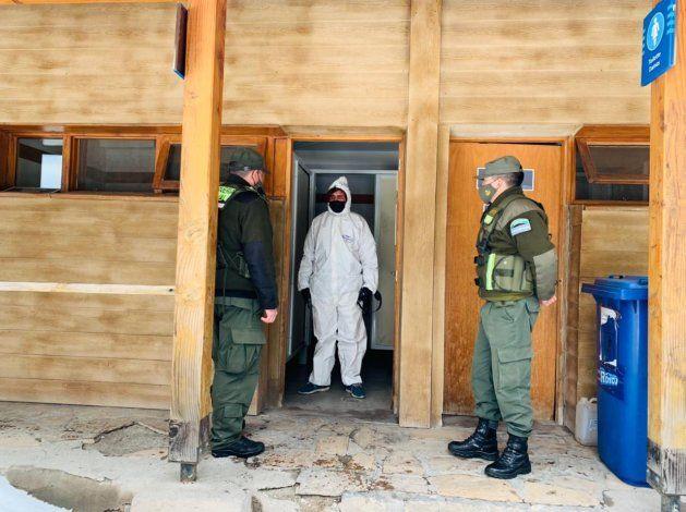 Argentino intentó regresar desde Chile sin documentación y quedó aislado
