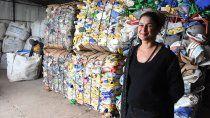 la emprendedora que demuestra que el reciclaje tambien es cultura