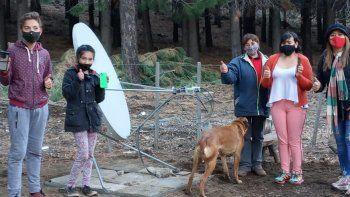 El último pueblo del norte neuquino ya tiene internet