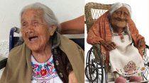 mexico: mama coco existe y cumplio 108 anos