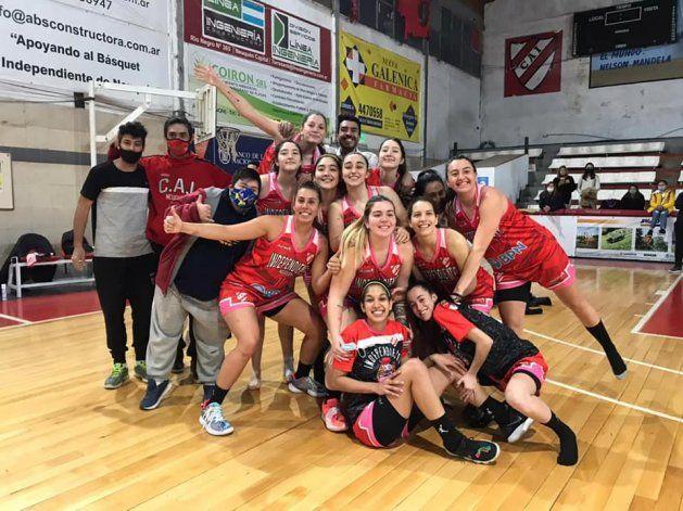 Tremendo triunfo de Independiente: está entre los seis mejores del país