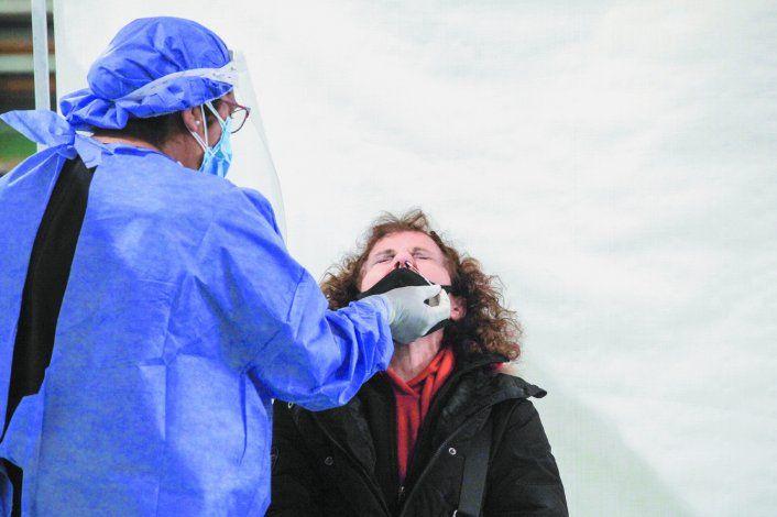 En el dispositivo DetectAR trabajan Salud y empleados municipales.