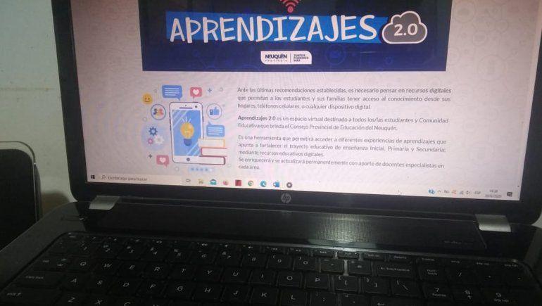 Neuquén brinda educación virtual en la modalidad especial
