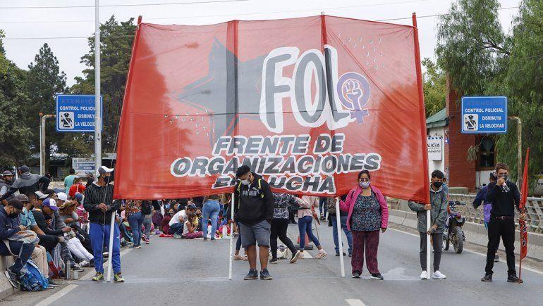 Jueves de caos: cortarán los puentes carreteros y rutas en Neuquén