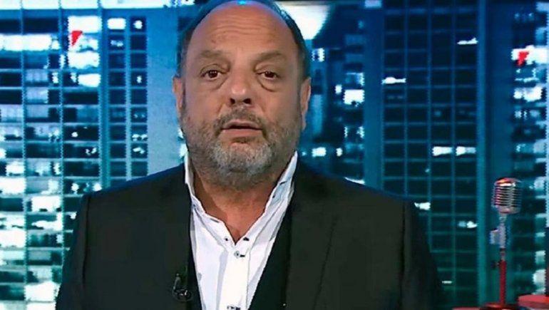 Baby Etchecopar volvió a la TV y culpó a Alberto Fernández por los contagios