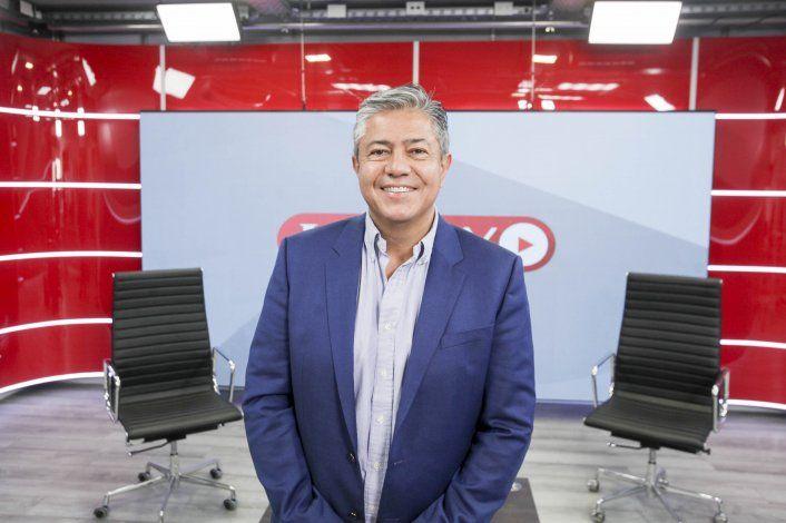 Rolando Figueroa: Buscamos un MPN de brazos abiertos