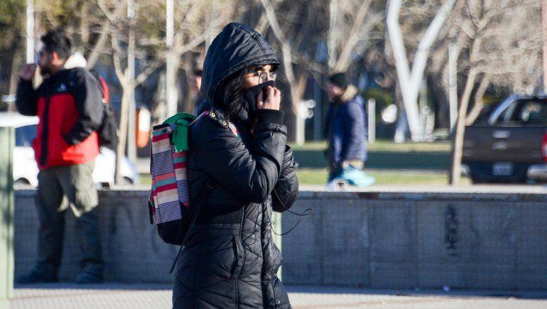 Pronóstico del tiempo: volvió el frío a la región