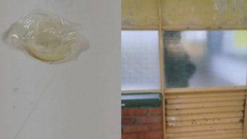 del encierro en el aula al preservativo, las locuras de las paso