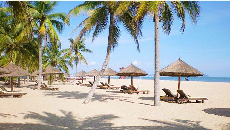 Sin coronavirus: la isla China que busca captar turistas